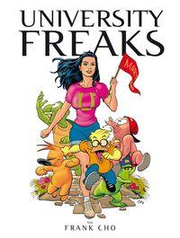 University Freaks - Klickt hier für die große Abbildung zur Rezension