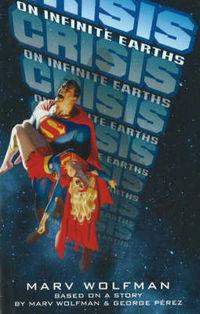 Crisis on Infinite Earths - Klickt hier für die große Abbildung zur Rezension