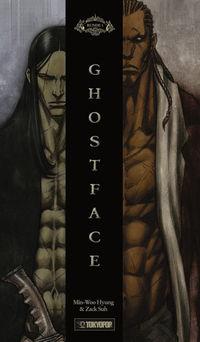 Ghostface 1 - Klickt hier für die große Abbildung zur Rezension