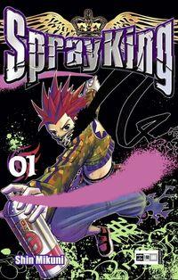 Spray King 1 - Klickt hier für die große Abbildung zur Rezension