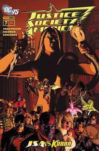 Justice Society of America 7: JSA Vs. Kobra - Klickt hier für die große Abbildung zur Rezension