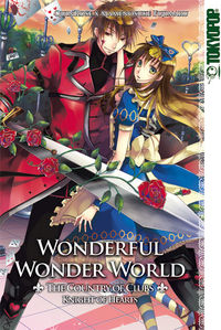 Wonderful Wonder World: The Country of Clubs 2 - Knight of Hearts - Klickt hier für die große Abbildung zur Rezension