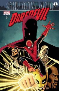 Daredevil 9: Shadowland 1 - Klickt hier für die große Abbildung zur Rezension