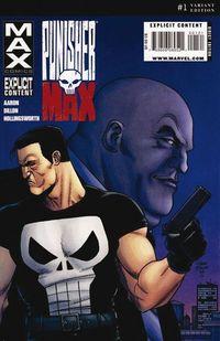 Max 40: Punisher - Kingpin - Klickt hier für die große Abbildung zur Rezension