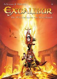 Excalibur 6: Die Wächterinnen von Brocéliande - Klickt hier für die große Abbildung zur Rezension