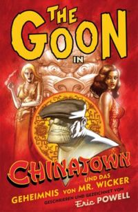 The Goon 7: Chinatown - Klickt hier für die große Abbildung zur Rezension