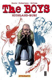 The Boys 8: Highland-Bubi - Klickt hier für die große Abbildung zur Rezension