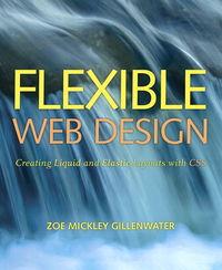 Flexible Web Design - Klickt hier für die große Abbildung zur Rezension
