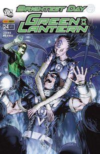 Green Lantern Sonderband 24: Die Neuen Wächter 2 - Klickt hier für die große Abbildung zur Rezension