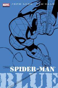 Spider-Man: Blue - Klickt hier für die große Abbildung zur Rezension