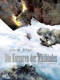 Die Korsaren der Alkibiades 5: Alètheia - Klickt hier für die große Abbildung zur Rezension