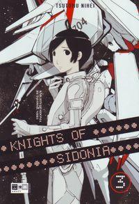 Knights of Sidonia 3 - Klickt hier für die große Abbildung zur Rezension