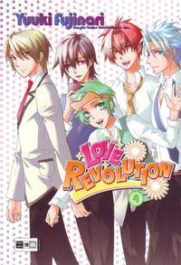 Love Revolution 4 - Klickt hier für die große Abbildung zur Rezension