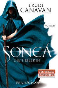 Sonea: Die Heilerin - Klickt hier für die große Abbildung zur Rezension