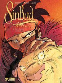 SinBad 3: Im Schatten des Harems - Klickt hier für die große Abbildung zur Rezension