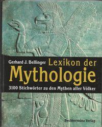 Lexikon der Mythologie - Klickt hier für die große Abbildung zur Rezension