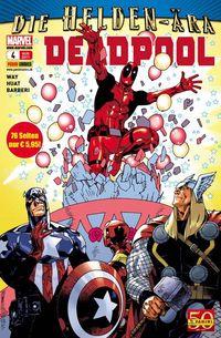 Deadpool 4 - Klickt hier für die große Abbildung zur Rezension