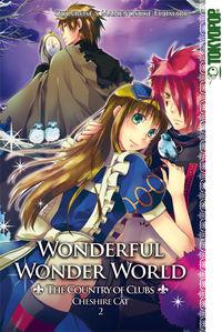 Wonderful Wonder World - The Country of Clubs 4 Cheshire Cats 2 - Klickt hier für die große Abbildung zur Rezension