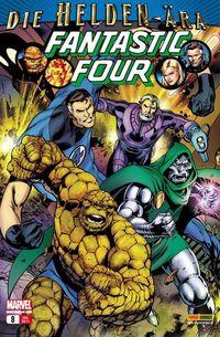 Fantastic Four 8: Stiftung Zukunft - Klickt hier für die große Abbildung zur Rezension