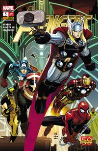 Avengers 5 - Klickt hier für die große Abbildung zur Rezension