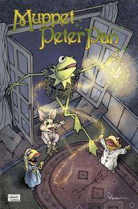 Die Muppet Show Spezial 1: Peter Pan - Klickt hier für die große Abbildung zur Rezension