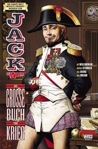 Jack of  Fables 6: Das grosse Buch vom Krieg - Klickt hier für die große Abbildung zur Rezension