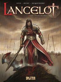 Lancelot 1: Claudas vom Wüsten Land - Klickt hier für die große Abbildung zur Rezension
