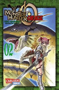 Monster Hunter Orage 2 - Klickt hier für die große Abbildung zur Rezension