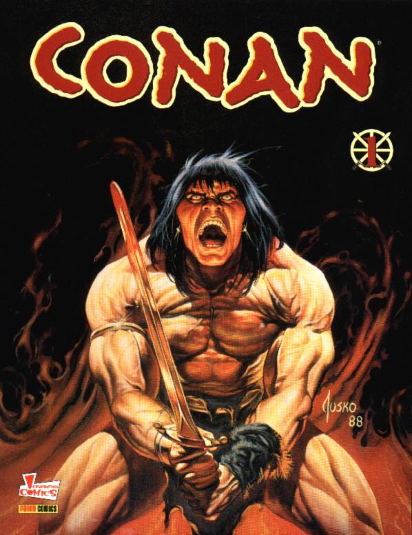 Conan Vol 2 1 - Klickt hier für die große Abbildung zur Rezension