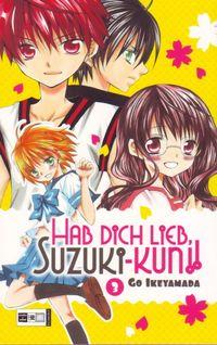 Hab dich lieb, Suzuki-kun!! 3 - Klickt hier für die große Abbildung zur Rezension