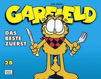 Garfield 28: Das Beste zuerst - Klickt hier für die große Abbildung zur Rezension