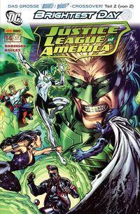 Justice League of America 14: Die dunklen Dinge 2 - Klickt hier für die große Abbildung zur Rezension