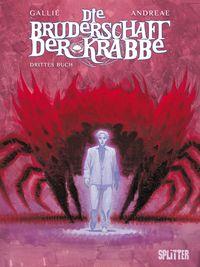 Die Bruderschaft der Krabbe 3: Drittes Buch - Klickt hier für die große Abbildung zur Rezension
