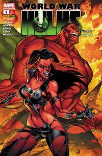 Hulk 9: World War Hulks 1 - Klickt hier für die große Abbildung zur Rezension