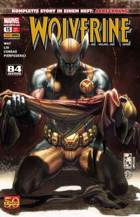 Wolverine 15 - Klickt hier für die große Abbildung zur Rezension