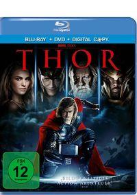 Thor (Blu-ray + DVD) - Klickt hier für die große Abbildung zur Rezension
