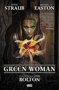 Green Woman - Klickt hier für die große Abbildung zur Rezension