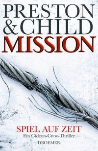 Mission - Spiel auf Zeit - Klickt hier für die große Abbildung zur Rezension