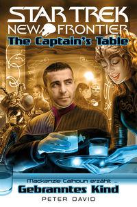 Star Trek - New Frontier: The Captain's Table - Gebranntes Kind - Klickt hier für die große Abbildung zur Rezension