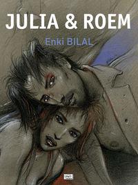 Julia & Roem - Klickt hier für die große Abbildung zur Rezension