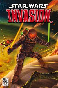 Star Wars Sonderband 62: Invasion 2 - Die Rettung - Klickt hier für die große Abbildung zur Rezension
