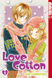 Love Cotton 5 - Klickt hier für die große Abbildung zur Rezension