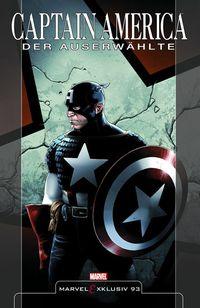 Marvel Exklusiv 93: Captain America - Der Auserwählte - Klickt hier für die große Abbildung zur Rezension