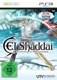 El Shaddai - Klickt hier für die große Abbildung zur Rezension