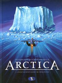 Arctica 1: Zehntausend Jahre im ewigen Eis - Klickt hier für die große Abbildung zur Rezension