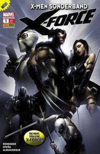 Die neue X-Force 1: Die apokalyptische Lösung - Klickt hier für die große Abbildung zur Rezension