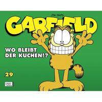 Garfield 29: Wo bleibt der Kuchen!? - Klickt hier für die große Abbildung zur Rezension