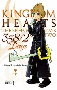 Kingdom Hearts 358/2 Days 1 - Klickt hier für die große Abbildung zur Rezension