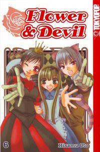 Flower & Devil 6 - Klickt hier für die große Abbildung zur Rezension