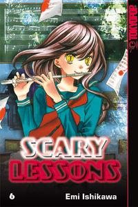 Scary Lessons 6 - Klickt hier für die große Abbildung zur Rezension